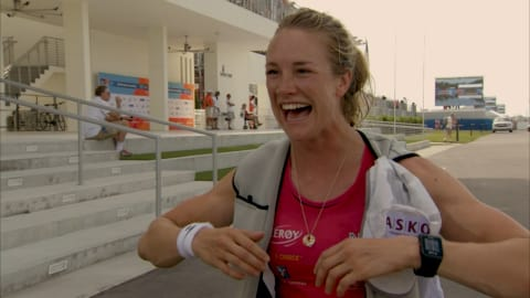 Top honours for Birgit Skarstein at World Rowing Awards
