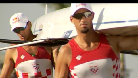 I fratelli Sinkovic mettono l'oro nel mirino ai Mondiali di Tokyo!