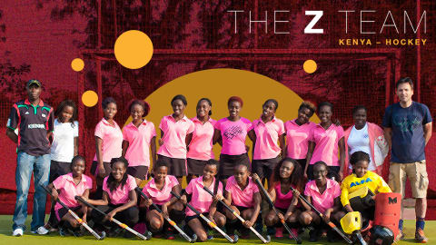 Will a Dutch hockey hero transform this young Kenyan Z team?