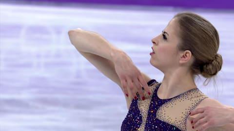 Women's Free Skating - Figure Skating | PyeongChang 2018 Replays