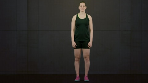 Anatomy of an Ice Hockey Player: Jenn Wakefield reveals explosive power