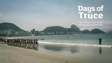 Official Rio 2016 film launched in Tokyo