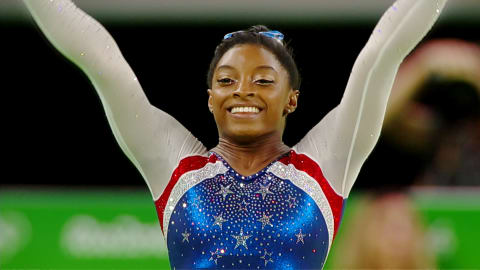 Biles talks of being better than ever