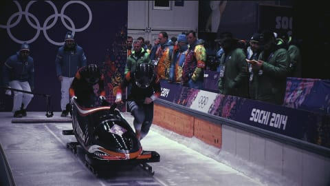 Get to know the sport of Bobsleigh