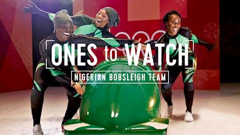 The Trailblazing Nigerian Women's Bobsleigh Team