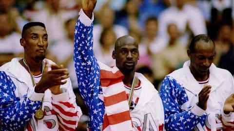 America's Basketball Dream Team in Barcelona 1992