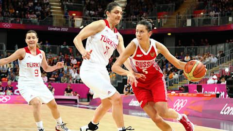 Rio 2016 Women's Basketball