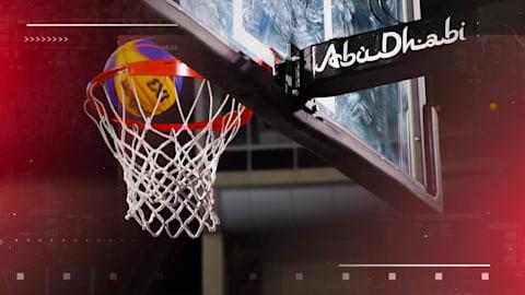 FIBA 3X3 Basketball Magazines 2016 - Abu Dhabi