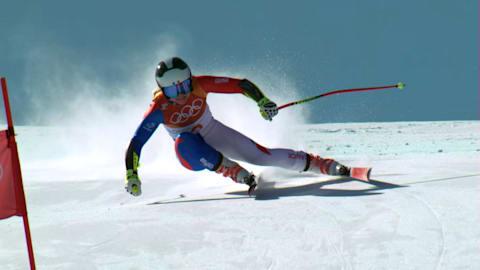 سباق السوبر جي سيدات - تزلج ألبي | بيونج تشانج 2018