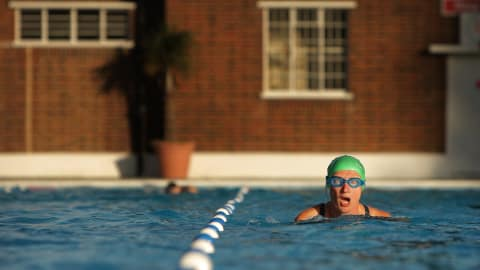 The benefits of swimming: a beginner's guide