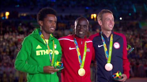 Men's Marathon   Rio 2016 Replay