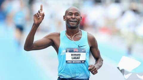 Exclusive: Bernard Lagat wants to run 2'12 in first marathon