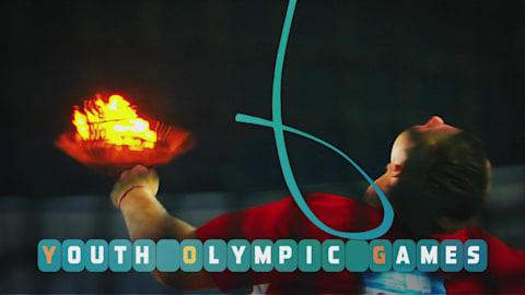 AUFGEPASST... Olympische Jugendspiele 24/7 Kanal auf olympicchannel.com