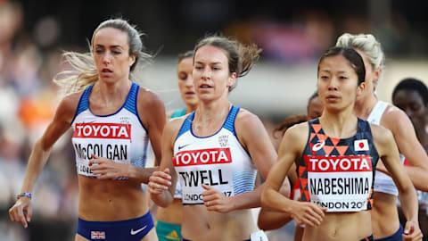 鍋島莉奈:女子5000mで日本選手権連覇、マラソンにも挑戦