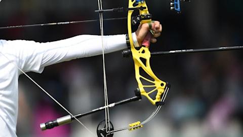 Кадеты, ком. и инд. зачет, олимпийский лук, финалы | Чемпионат мира - Мадрид