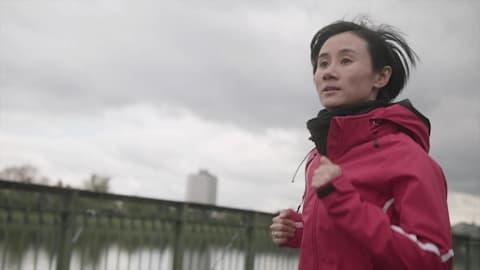 L'athlète qui a quitté la Chine pour devenir porte-drapeau de l'Autriche