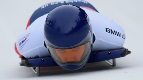 Women's Skeleton - Run 2 | IBSF World Cup - St. Moritz