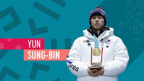 Yun Sung-bin: My PyeongChang Highlights