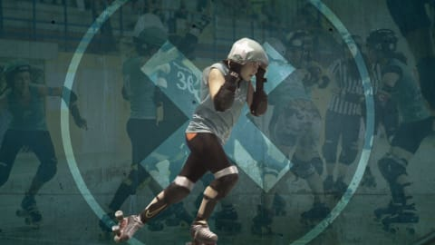 The unstoppable roller derby revival strikes in France