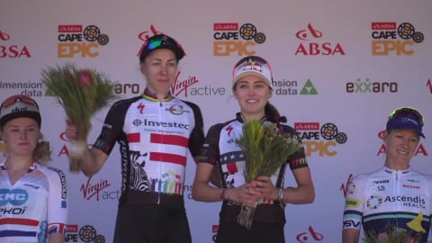 Cycling: 2018 Absa Cape Epic - Western Cape Region, South Africa. Stage 4