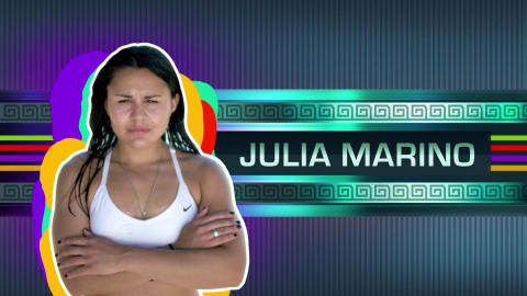 Die Olympioniken - Julia Marino