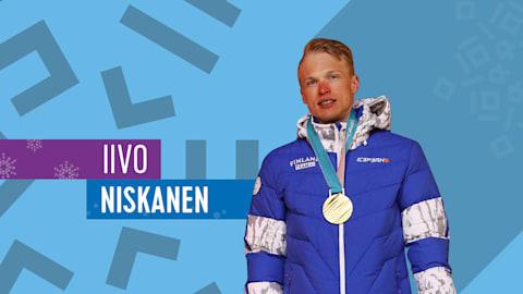 Iivo Niskanen: I miei highlights a PyeongChang
