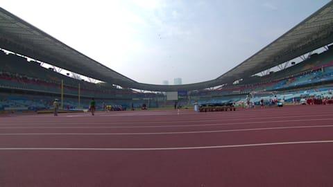 4º Dia - Finais - Manhã - Atletismo Integrado | JOJ Nanquim 2014