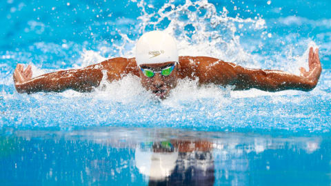 Conosci Rami Anis, nuotatore che rappresenta