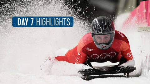 Day 7 Highlights | Pyeongchang 2018