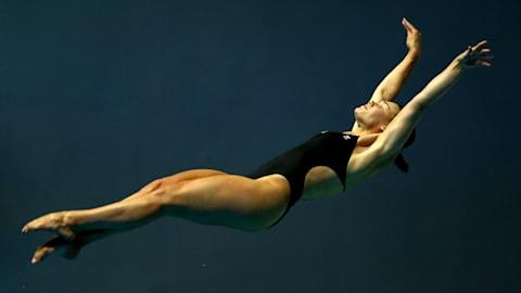 女子20米高台跳水预赛   跳水 - FINA 世锦赛 - 光洲