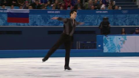 Patrick Chan (CAN)| Patinaje artístico masculino - Reviviendo Sochi 2014