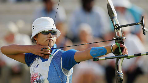 South Korea's Olympic Records in Women's Archery