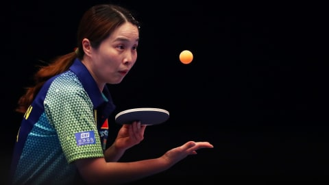 Полуфиналы | ITTF Challenge Plus Open - Пхеньян