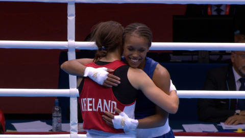Gb's first female Olympic boxer targets Taylor rematch