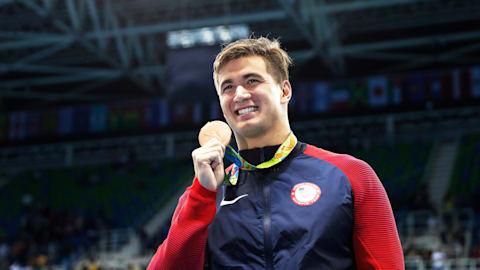 Nathan Adrian: i momenti più belli a Rio