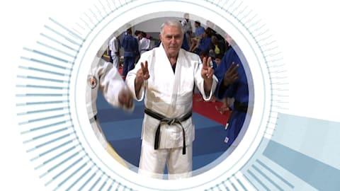 Rio's Judo Refugee School