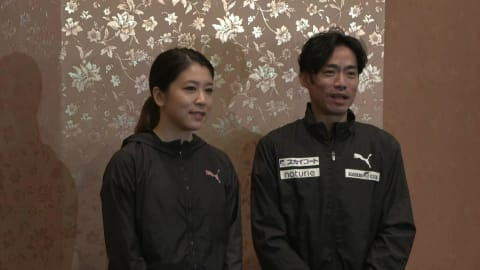 Daisuke Takahashi and Kana Muramoto aim 'for the 2022 Olympics