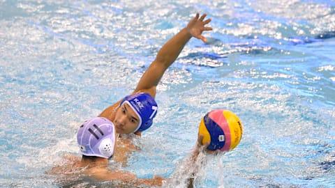 男子 - AUS vs KAZ | 水球 - FINA世界選手権 - 光州