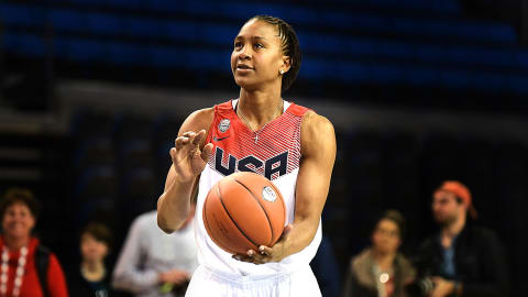 Tamika Catchings: My Rio Highlights