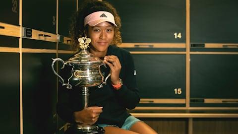 【アスリートの原点】大坂なおみ:ウィリアムズ姉妹に憧れ熱血な父の指導を受け、テニスプレーヤーとしてアジア人初の快挙へ
