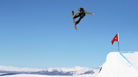 Блиц: милая и вредная сноубордистка Ленгленд