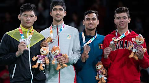 Herren -73kg - Taekwondo | Buenos Aires 2018 OJS