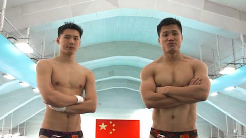Sports Swap: Plongeon & Haltérophilie avec Lü Xiaojun & CHEN Aisen