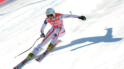 女子超级大回转   FIS 世界杯 - 科尔蒂纳丹佩佐