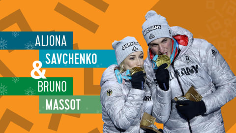 Aljona Savchenko and Bruno Massot: Our PyeongChang Highlights