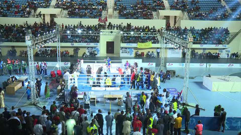 Boxing: AFBC Elite African Confederation Boxing Championships 2017 Features
