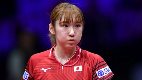 加藤美優は4位で大会を終える 卓球T2ダイヤモンドリーグ最終日