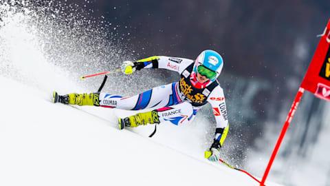 Women's Giant Slalom - Run 1   FIS World Championships - Åre