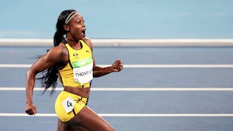 Elaine Thompson: My Rio Highlights