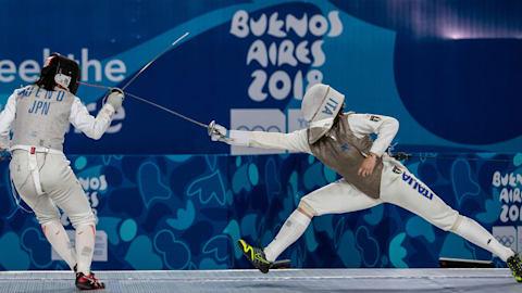 Mixed Continental Team finals - Fencing | Buenos Aires 2018 YOG